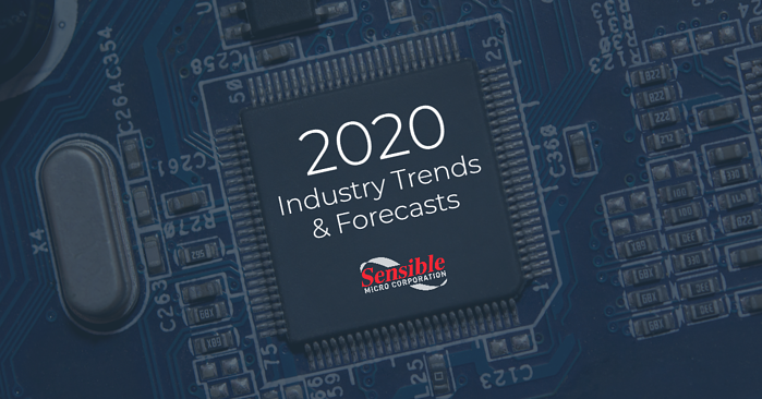 Electronic Component Industry Trends and Forecasts for 2020