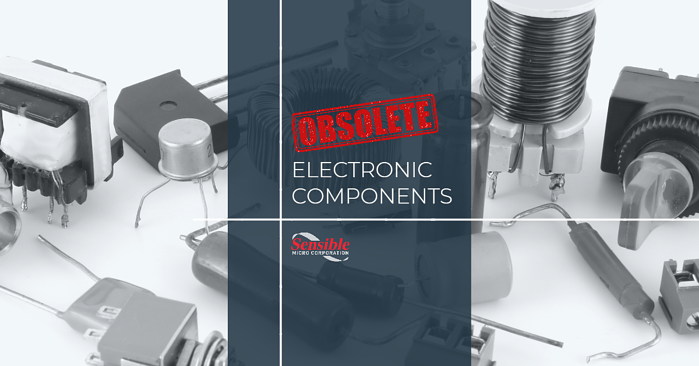 Options for Dealing with Obsolete Electronic Components