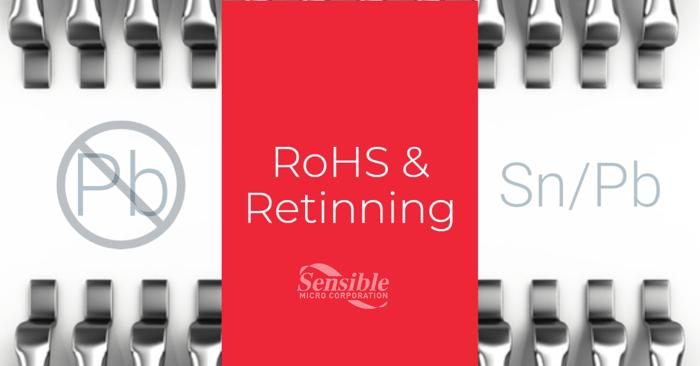 RoHS and Retinning