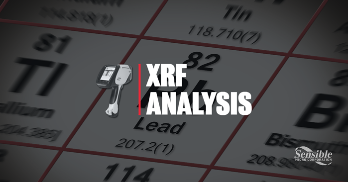 XRF Analysis used in Electronic Component Testing